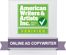 AWAI Verified Badge _OnlineAdCopywriter